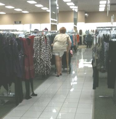 Grandma pantyhose pics